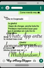 WhattsApp entre demonios y pasivas  by AlexyShipper
