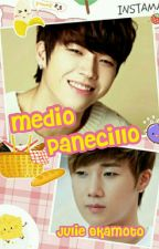 Medio panecillo (WooGyu) by JulieOkamoto