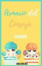 En el armario del conserje | yoonmin ¡1ra temporada! 🌟 by SmileGirlhdz