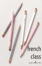 french class • dodie clark by weasleywolf