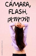 Cámara, Flash, Amor by gabyaqua