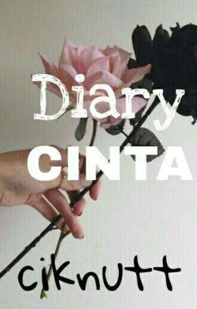 Diary CINTA   by Ciknutt