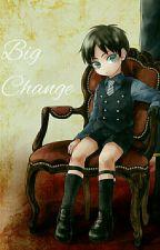 Big Change by NekoEren305