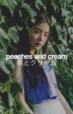 peaches & cream ▽ j.t by lottotyler