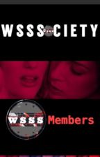 WSSS Exclusive Members by WSSSociety