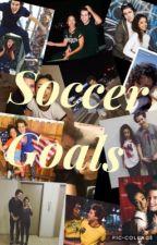 Soccer Goals // Diza Fanfic by stranger_thighs