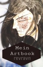 Mein Artbook by revravn