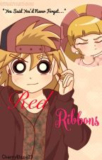 Red Ribbons 🎀 (Blossick AU) by CherryBlaze23