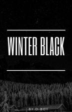 Winter Black❆ [yoontae] by SUNSHINEH0PE