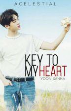 Key To My Heart › yoon sanha by acelestial_