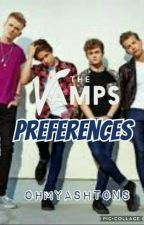 the vamps & NHC preferences  by TheNewHopeVamps
