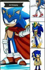 Sonic Ancient AU Roleplay by FlashTheHedgehog