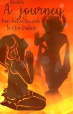 From hatred towards love for Krishna.... by Vanshikrishna