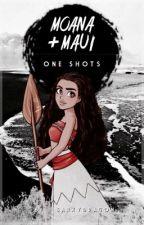 Moana + Maui • One Shots by SarkyDragon
