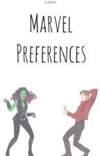 Marvel Preferences by LillyWillow13