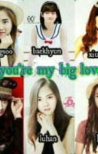 You're My Big Love by ahiyani