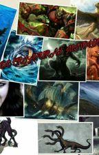 Guia de Criaturas Mitológicas by anamorantg