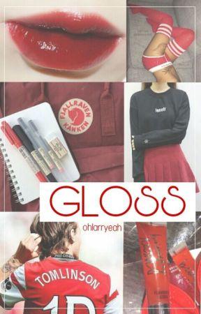 GLOSS • L.S  by ohlarryeah