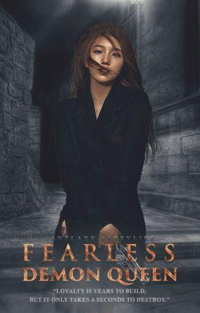Fearless Demon Queen by janelaxx