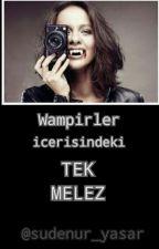 Vampirler İcerisinde Tek Melez(Wattys 2017) by sudenur_yasar