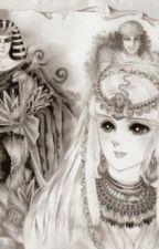 Asisu là người hiện đại  ( Nữ Hoàng Ai Cập ĐN) by Ai_AiMikaze
