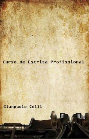 CURSO DE ESCRITA PROFISSIONAL