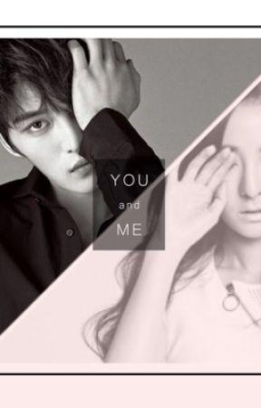 YOU AND ME ( jaedara) by suky190897