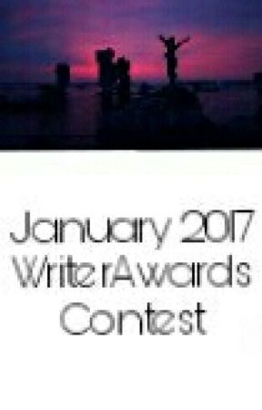January 2017 Contest by TheWriterAwards