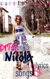 Britt Nicole: Songs and Lyrics by careforbooks