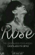My black Rose - VKook - 태요리 by Cami_Merchancano