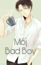 Mój Bad Boy [Levi x Reader] ZAWIESZONE by Nathanielquee