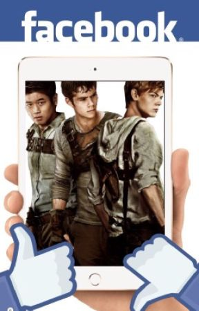 Gladers and Facebook by Lovenooks