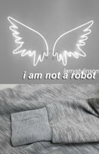 i'm not a robot //larry stylinson// by LizbethThings