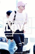 Learning to Love // Namjin (slow Updates) by sweetlemonart