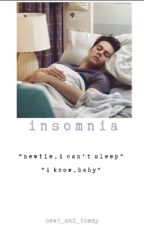 insomnia  by Newt_and_Tommy