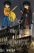 Percy meets Hogwarts (Hp & Pj FF) by lenxka
