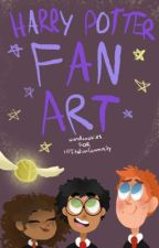 Harry Potter Fanart by HPItalianCommunity