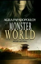 Monster World 2  by aggela-papa