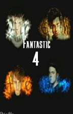Fantastic 4 - Gennex & Midez by Bidet1