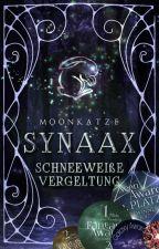 Synaax - Schneeweiße Vergeltung / PhantasieWettbewerb2017 // #iceSplinters19  by Mondlichtelfe