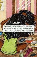 MAGIC → SCOTT MCCALL by twentyonecrybabies1