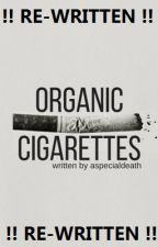 !! RE-WRITTEN !! Organic Cigarettes (//AU// Ereri Fanfiction) by aspecialdeath