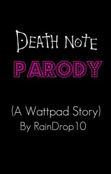 Death Note by PinkiePie_