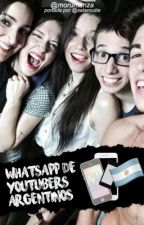 Whatsapp de Youtubers Argentinos by MoruManza