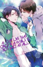 《Doujinshi yaoi Ereri~Riren》Terminer by MiseOpoint