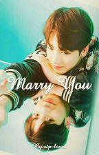 Marry You ⇝ KookV by otp-love2