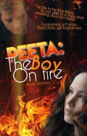 Peeta: The Boy on Fire by JosieTMB