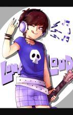 Luna Loud x Fem Reader by Otakulover411