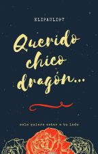 querido chico dragón: (Hiccelsa) by elipauli97