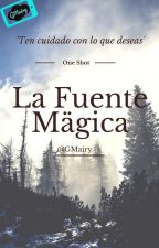 La fuente mágica #TheManBooker2017 by GMairy